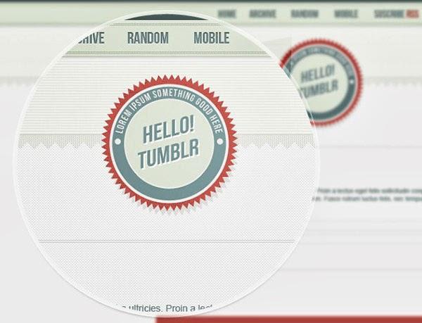 free tumblr psd, free tumblr mockup, mockups
