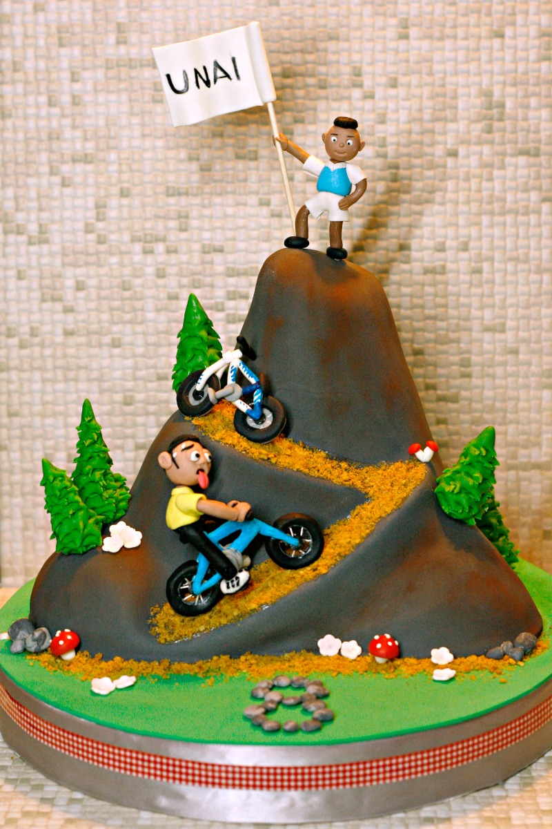 tarta moutain bike