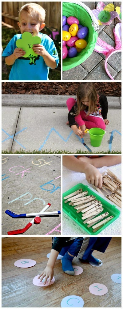 8 hands on literacy activities kids will love!