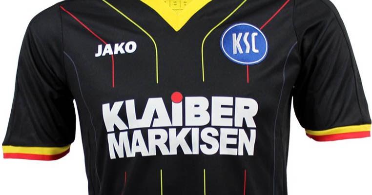 Karlsruher Sc 15 16 Trikots Ver Ffentlicht Nur Fussball