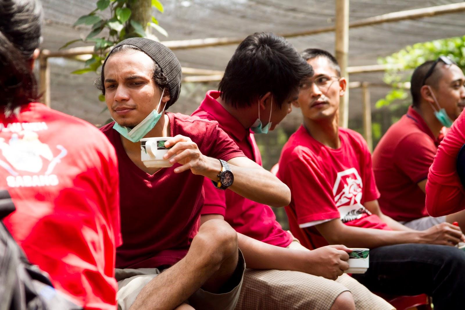 Miracle In Lampung Coffe Nescafe Plan Pajang Factory Kopi Robusta By Yoen Iskan Akumandiri Ngopi Di Tengah Kebun