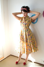 50s Style Shirt Dresses