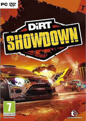 1251  DIRT SHOWDOWN 2012 PC Game