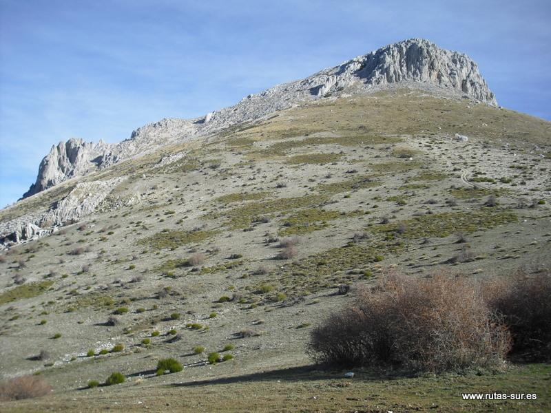 SIERRA ARANA: Peña de la Cruz 2027 m - Cabeza del Caballo 1887 m