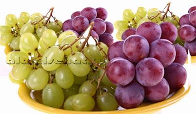 Jenis Dan Manfaat Buah Anggur Untuk Kesehatan