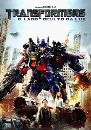Transformers: O Lado Oculto da Lua 3D Torrent - BluRay 1080p Dual Áudio