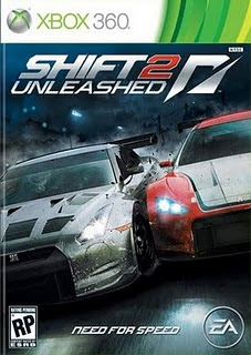 Shift+2+Unleashed+Xbox360+Region+Free Need For Speed Shift 2 Unleashed (Xbox 360)
