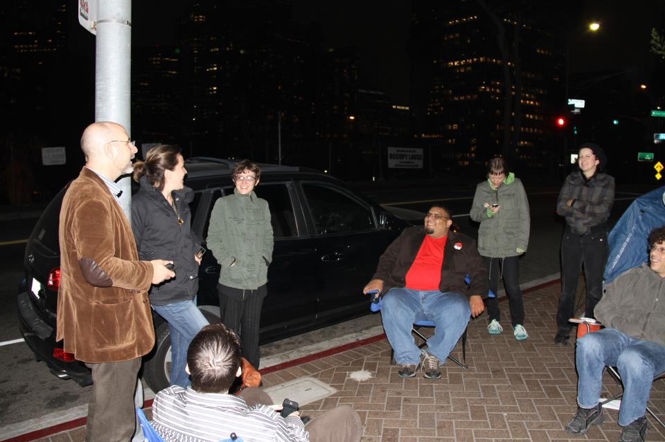 Looking back to OccupyLAUSD as the way forward