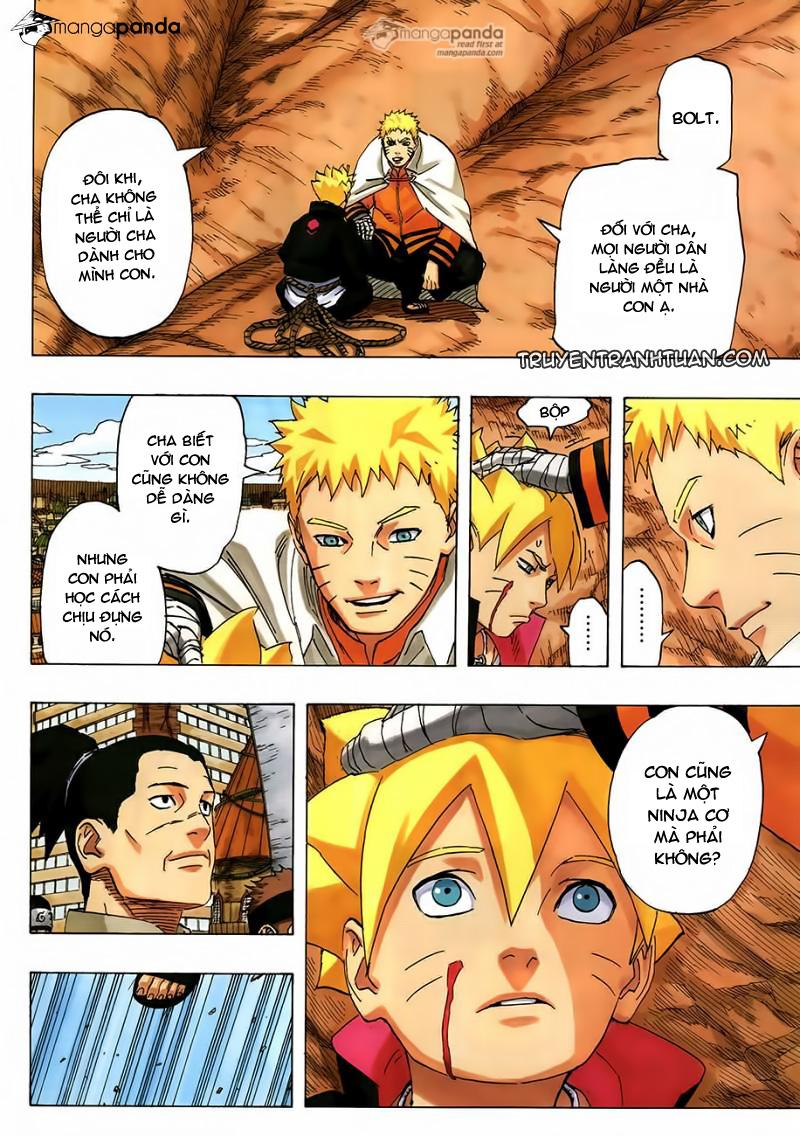 Naruto Chap 700 - Trang 16