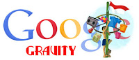 Aneh Google Gravity | Saya Merasa Beruntung