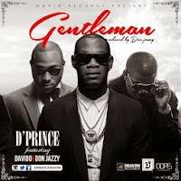 Official Video: D'Prince ft Davido & Don Jazzy – Gentleman