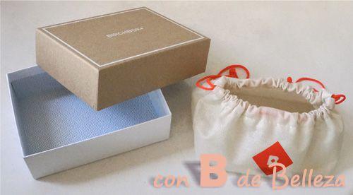 Caja y neceser de Birchbox