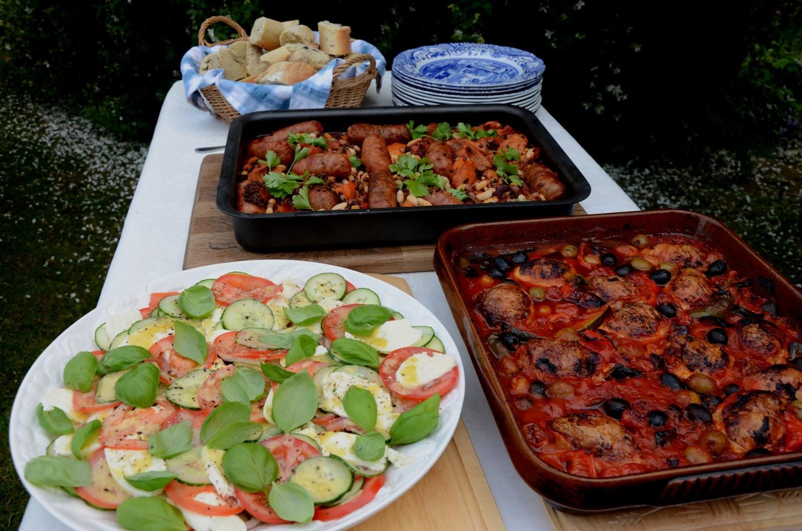 Italian buffet home made food pinterest italian for Italian buffet