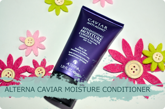 Douglas Box of Beauty im September ALTERNA CAVIAR MOISTURE CONDITIONER