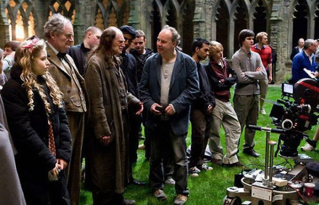 Behind the Scenes of Harry Potter Movies Seen On www.coolpicturegallery.us