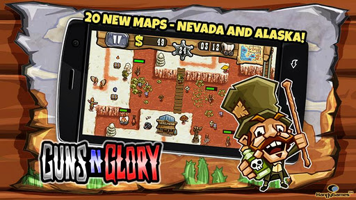 Guns'n'Glory android apk games