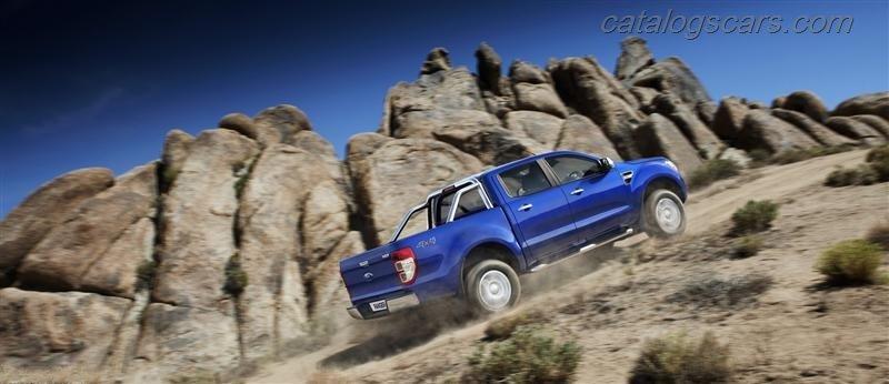صور سيارة فورد رينجر 2014 - اجمل خلفيات صور عربية فورد رينجر 2014 - Ford Ranger Photos Ford-Ranger-2012-09.jpg