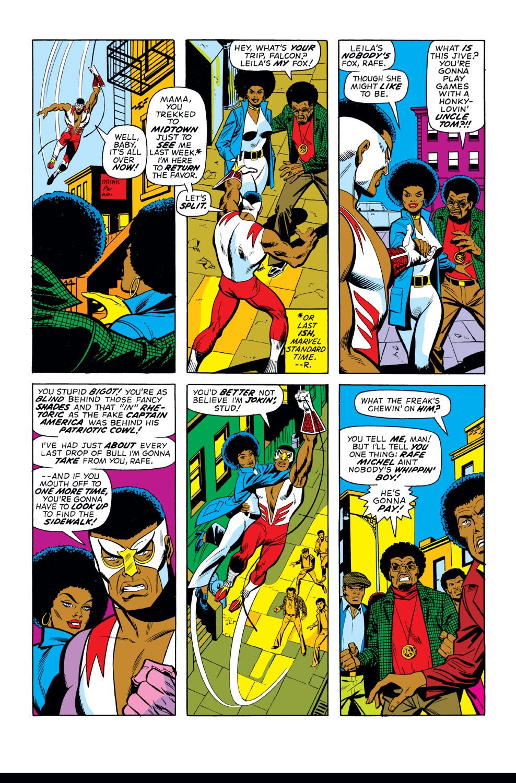 Captain America (1968) Issue #160 #74 - English 7