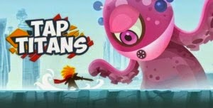 Tap Titans 2.1.4 MOD APK (Unlimited Money)
