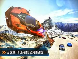 imagem do jogo Asphalt 8: Airborne para iPhone Touch, iPad e iOS
