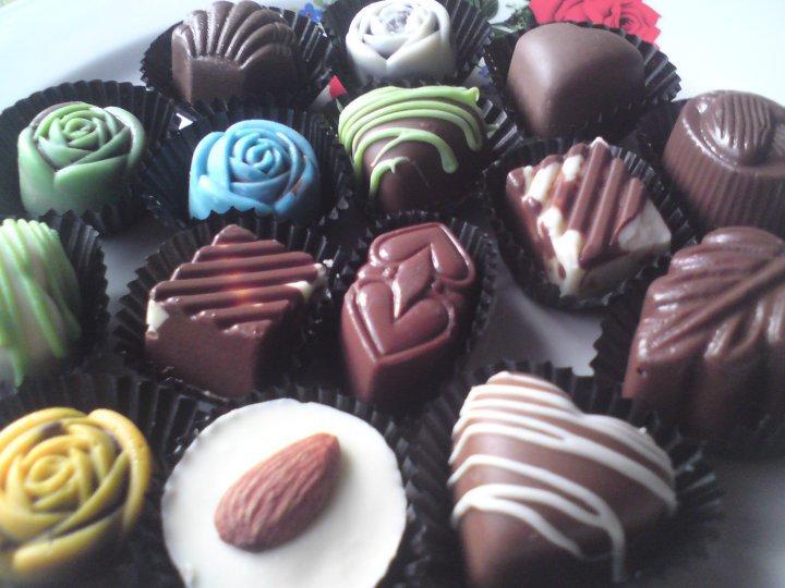 Cara+membuat+coklat+hantaran