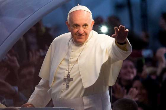 Papa se solidariza con México tras potente sismo