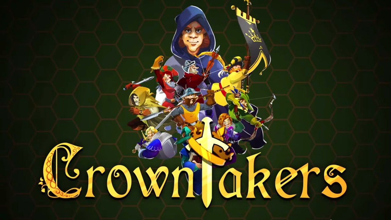 Crowntakers Gameplay IOS / Android