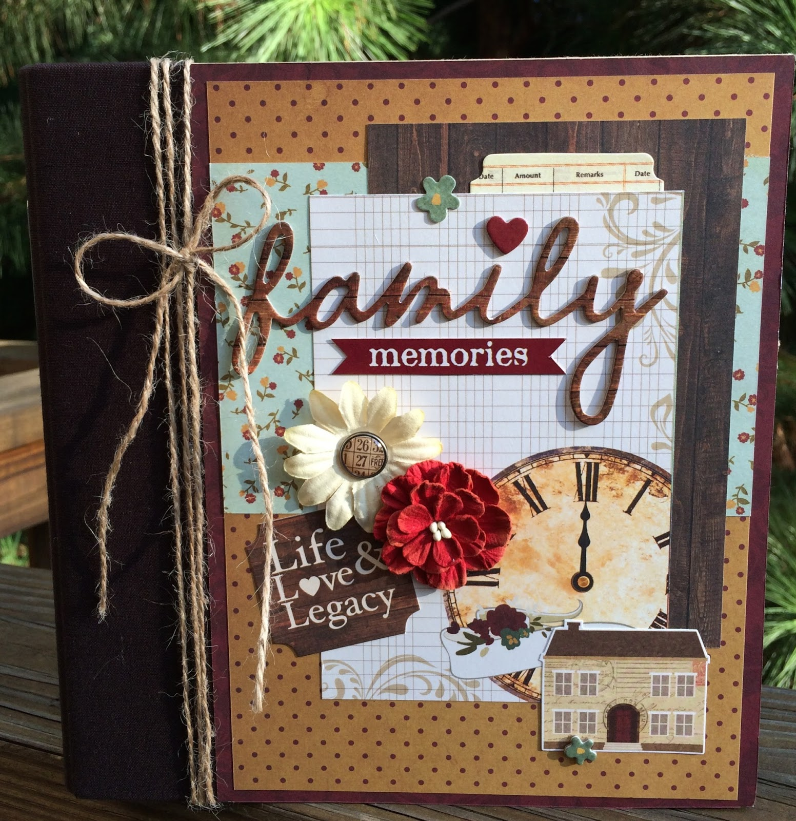 Family Photo Book Cover Ideas : Artsy albums mini album and page layout kits custom