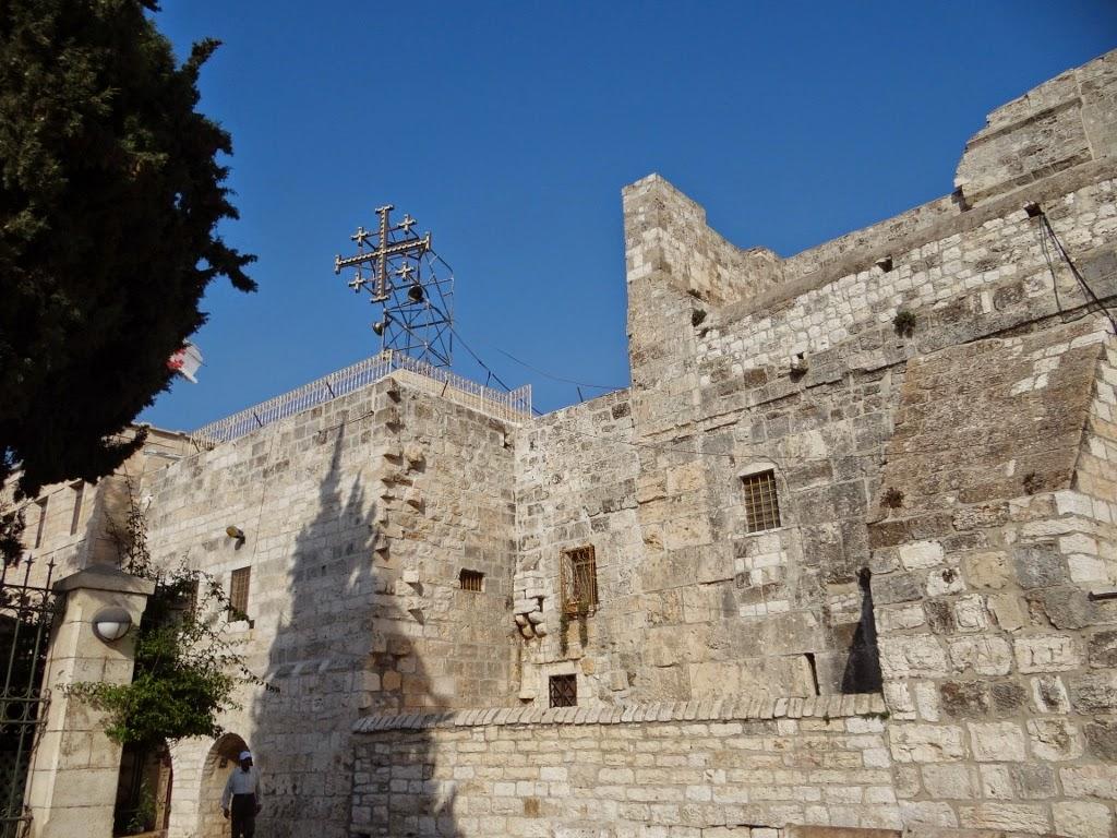 Bazylika Narodzenia Pańskiego - Betlejem