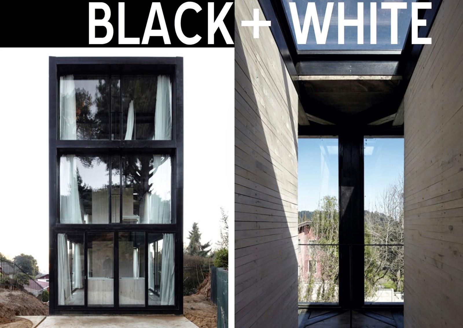 Casa Arco | Pezo von Ellrichshausen | Black + White Wednesdays