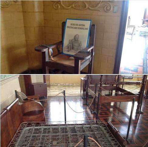 Exhiben cama y silla el ctricas usadas para torturar por dictadura de trujillo alternativas - Sillas ruedas electricas usadas ...