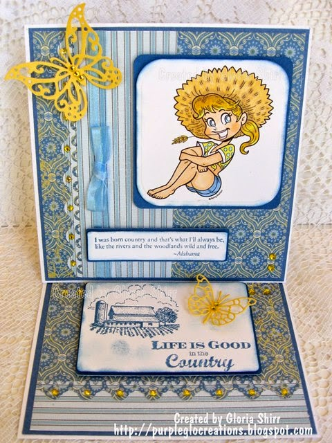 Featured Card at My Craft Creations
