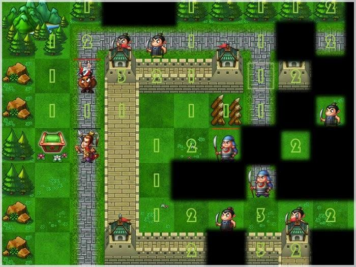 เขาวงกตสามก๊ก (Maze Three Kingdoms, 迷城三国)