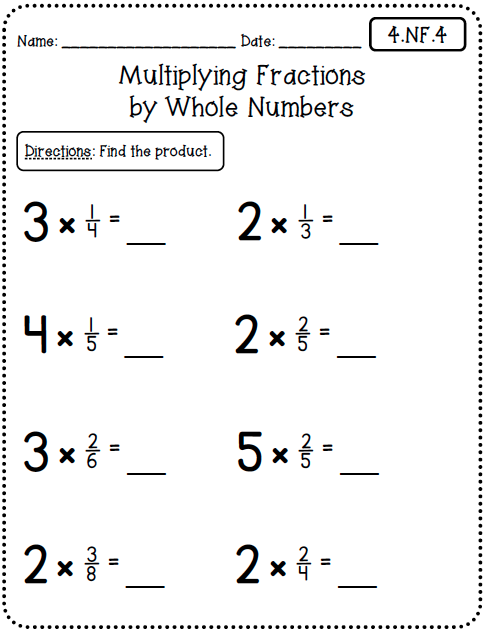 Common Core Math Worksheets (for all standards) - Create Teach ...