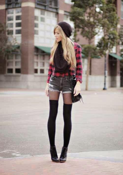 Tendência  moda calções shorts
