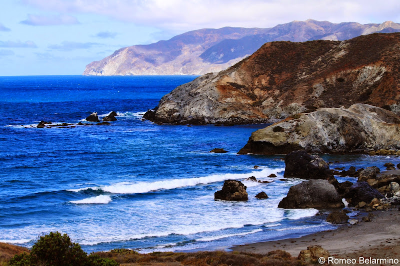 Santa Catalina Island Beach