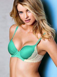 Elyse+Taylor+ +Victoria%2527s+Secret+ +April+2013+%2528MQ%2529+32 Elyse Taylors Sizzling New Victorias Secret Lingerie 2013