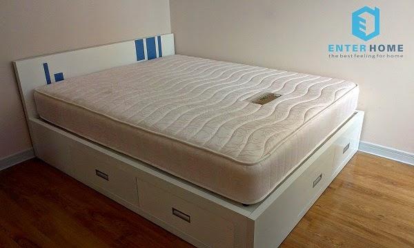 thi công phòng ngủ chung cư vov
