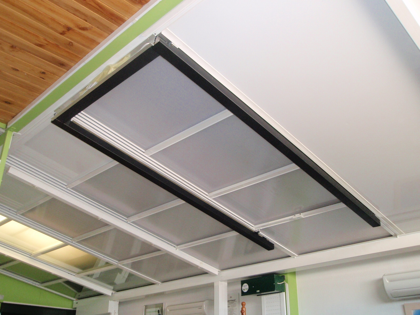 Disvel techmomatic motorizaci n de techos m viles - Moviles de techo ...