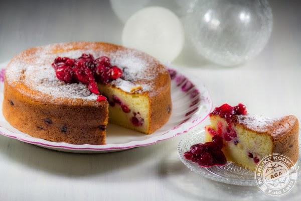 Cake voor Kerst