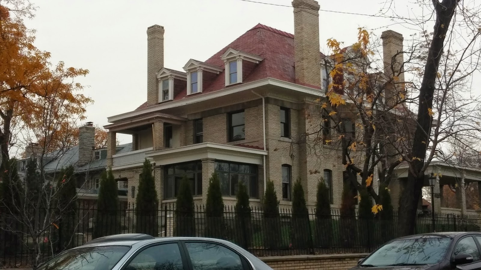 Rehab addict 1904 mansion - This Beautiful House Located At 986 Summit Avenue In St Paul Minnesota Was Featured On Season 5 Of Diy Network S Rehab Addict