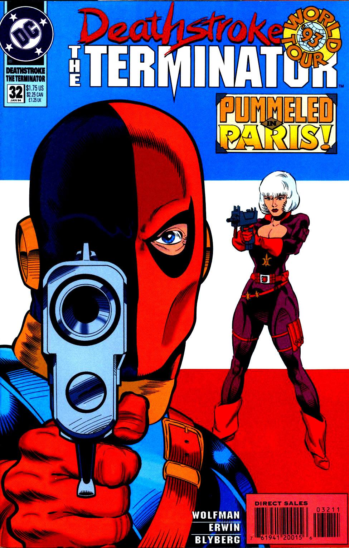 Deathstroke (1991) Issue #32 #37 - English 1