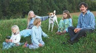 Bernice Zieba, Jan Zieba, Homeschool Blog, Homeschooling, Familie Wunderlich