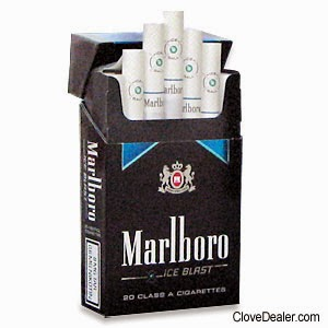 Popular cigarettes Marlboro brands in Europe
