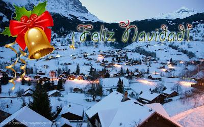 Postales de Navidad para compartir en Facebook