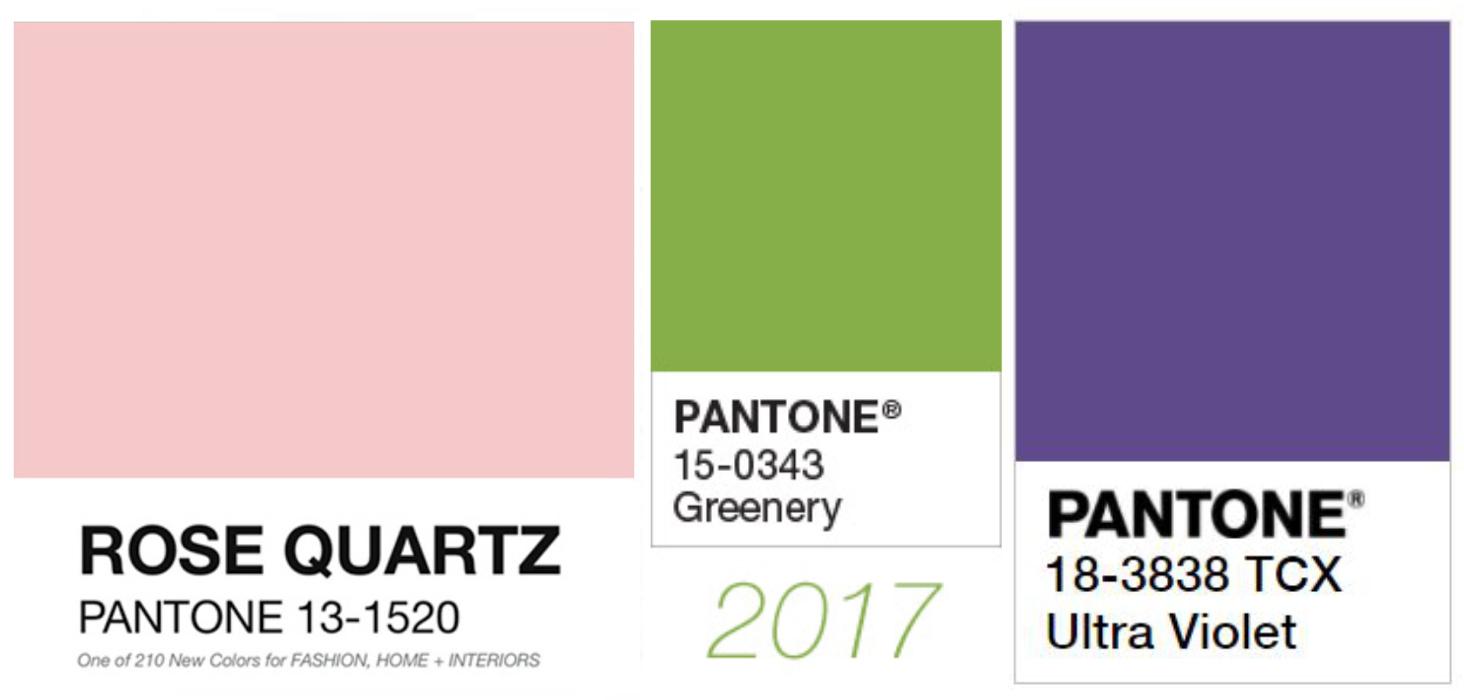Pantone 2019 Colors of The Year: Rose Quartz Serenity picture
