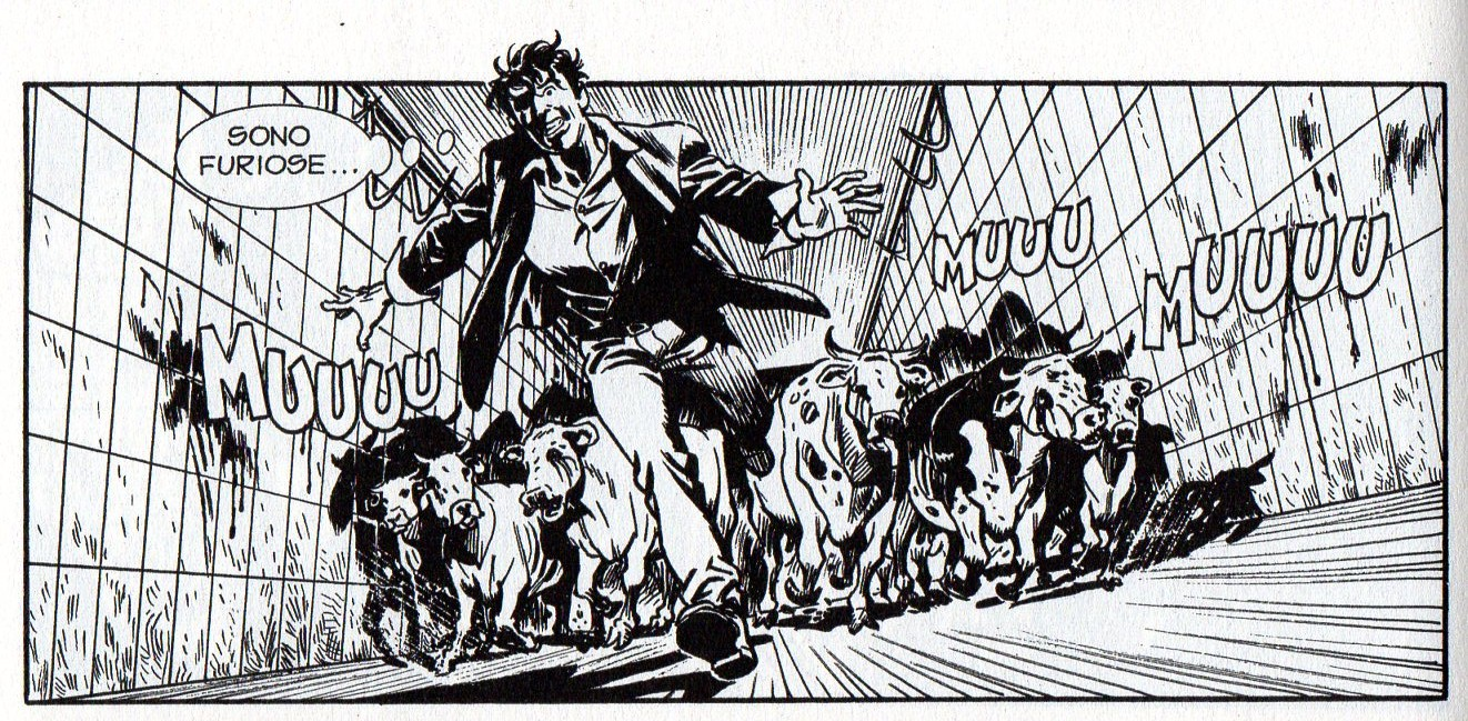 Dime web incubi a occhi aperti dylan dog n 314 for Inquilino significato
