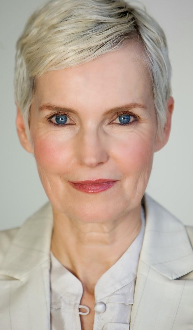 kapsels voor kort grijs haar - Kort Grijs Haar Pinterest