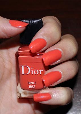 Dior Vernis in 552 Smile