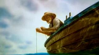 «Ο ΓΕΡΟΣ κ Η  ΘΑΛΑΣΣΑ» ΤΟΥ ΧΕΜΙΝΓΟΥΕΪ ΣΕ ANIMATION-VIDEO